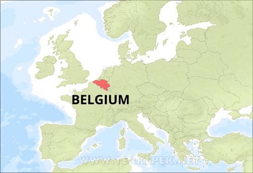 Belgium Terkepek